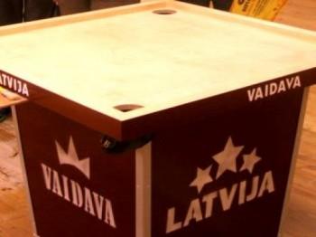 Nolikums. Vaidavas atklātais dubultpēļu reitinga turnīrs. 04.02.18.